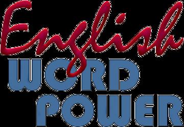 English Word Power